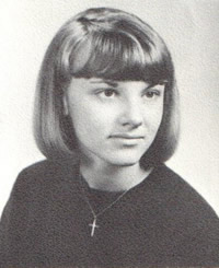 Judith Fabis's High School Photo