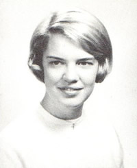 Karen Davis's High School Photo