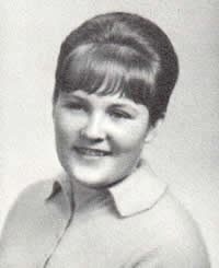 Kaye Sherron's High School Photo