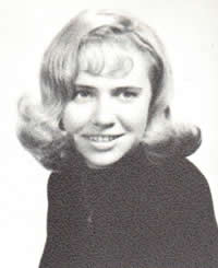 Linda Rebert's High School Photo