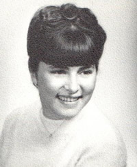 Linda Stehli's High School Photo