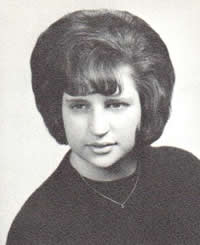 Patsy Campbell's High School Photo