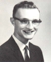 Roy Kronsbein's High School Photo